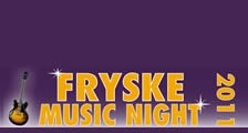 26 november Fryske Music Night 2011, line-up bekend, kaartverkoop gestart