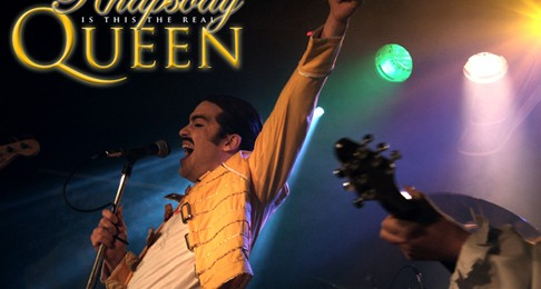 Prijswinnaars kaarten Queen tribute Rhapsody Queen in WTC Expo