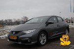 Autotest Honda Civic